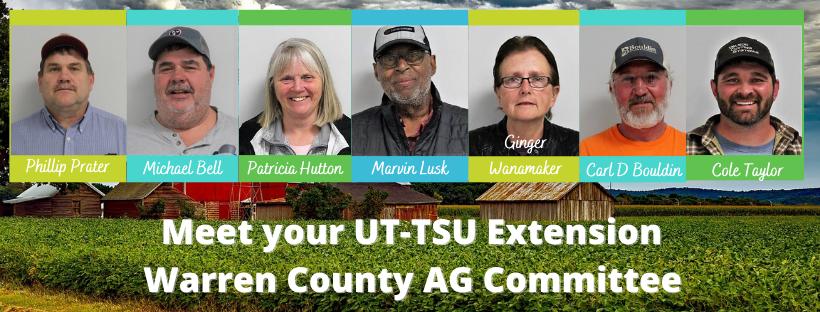 Warren County Ag Committee